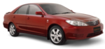 Hire a Large Car - Toyota Camry or similar - All Inclusive in Fiji